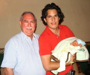 Granpa&David